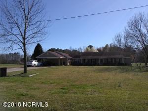 745 Spring Branch Road, Aurora, NC 27806