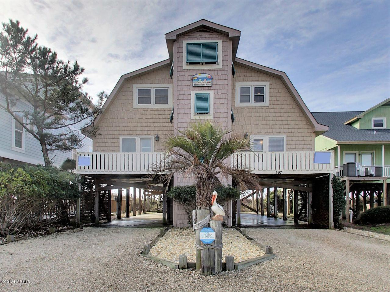 597 Ocean Boulevard Holden Beach, NC 28462