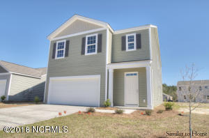 609 Granite Lane, Lot #7, Castle Hayne, NC 28429