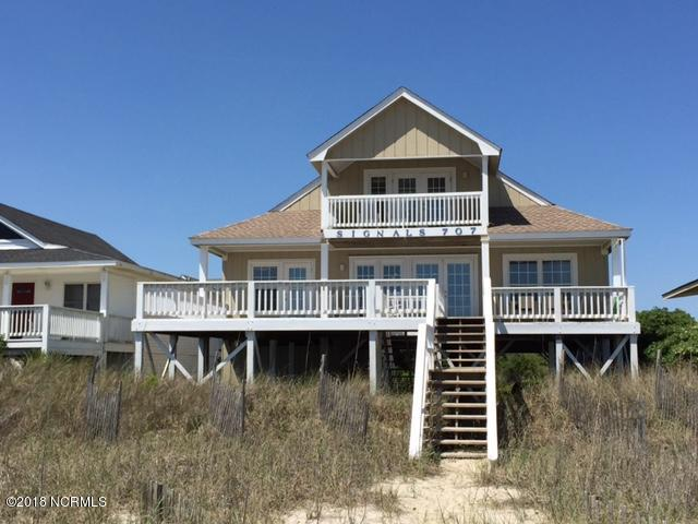 707 Ocean Boulevard Holden Beach, NC 28462