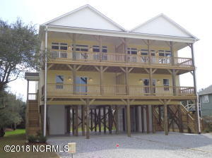 129 A Bridgers Avenue, Topsail Beach, NC 28445
