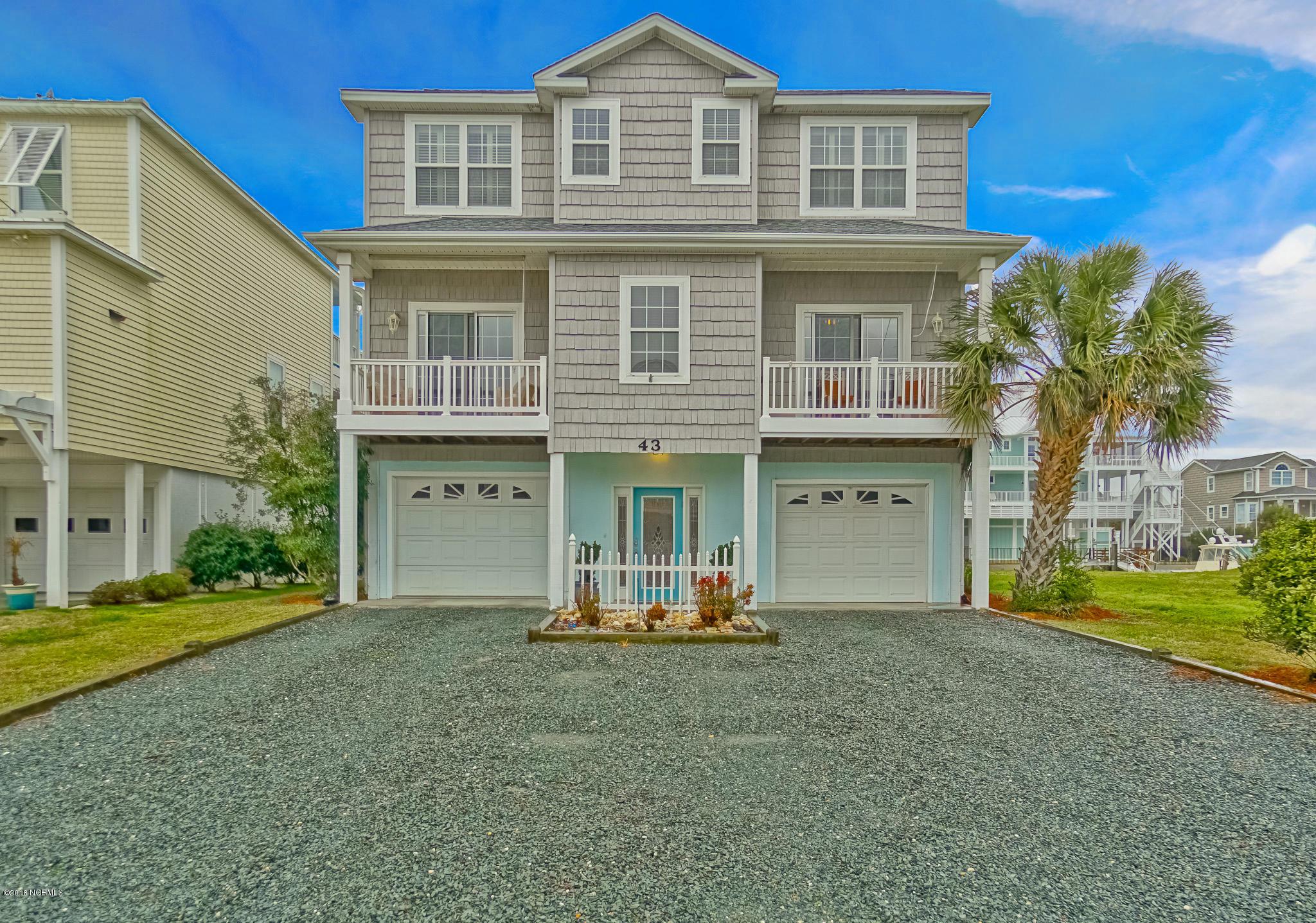 43 Goldsboro Street Ocean Isle Beach, NC 28469