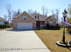 1201 Moultrie Dr NW - 2332 Heated Square Feet