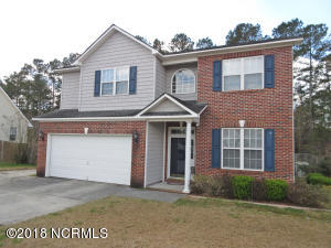 223 Stagecoach Drive, Jacksonville, NC 28546
