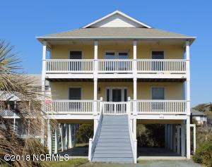 814 N Anderson Boulevard, Topsail Beach, NC 28445