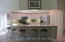 Large Wrap Kitchen bar for entertaining
