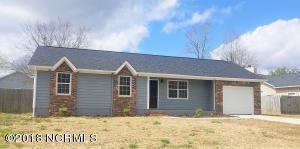 214 Pollard Drive, Jacksonville, NC 28540