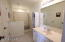 Top floor Tub/Shower Bath w/door to BR 1