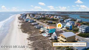 6321 W Beach Drive, Oak Island, NC 28465