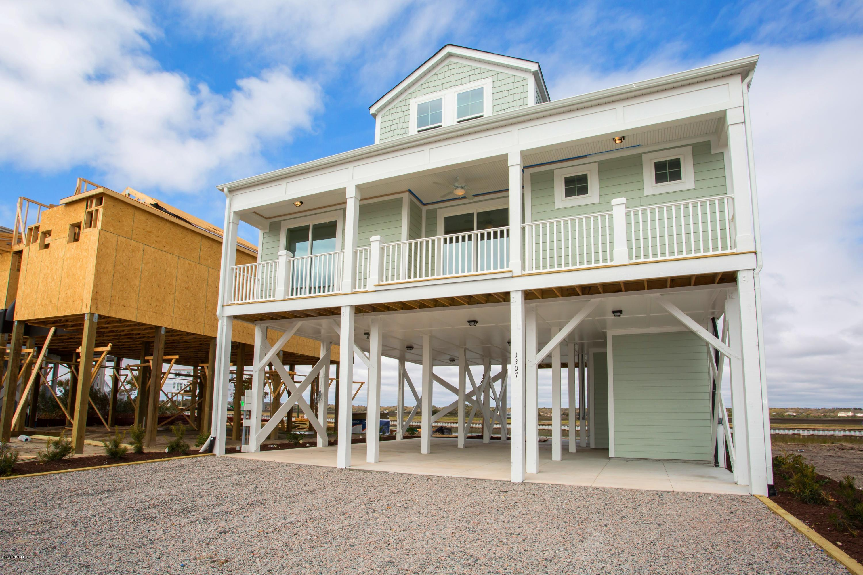 1305 N North Shore Drive Sunset Beach, NC 28468