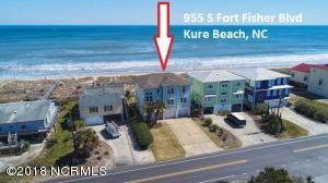 955 Fort Fisher Boulevard S, Kure Beach, NC 28449