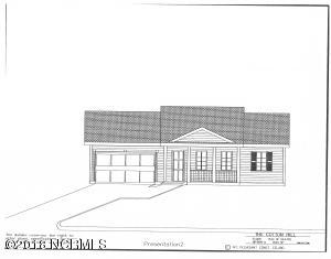 196 Garland Shores Drive, Hubert, NC 28539