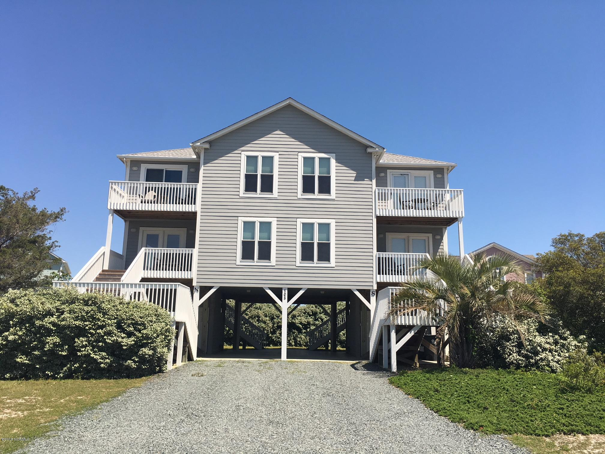 108 Skimmer Court #a-north Holden Beach, NC 28462