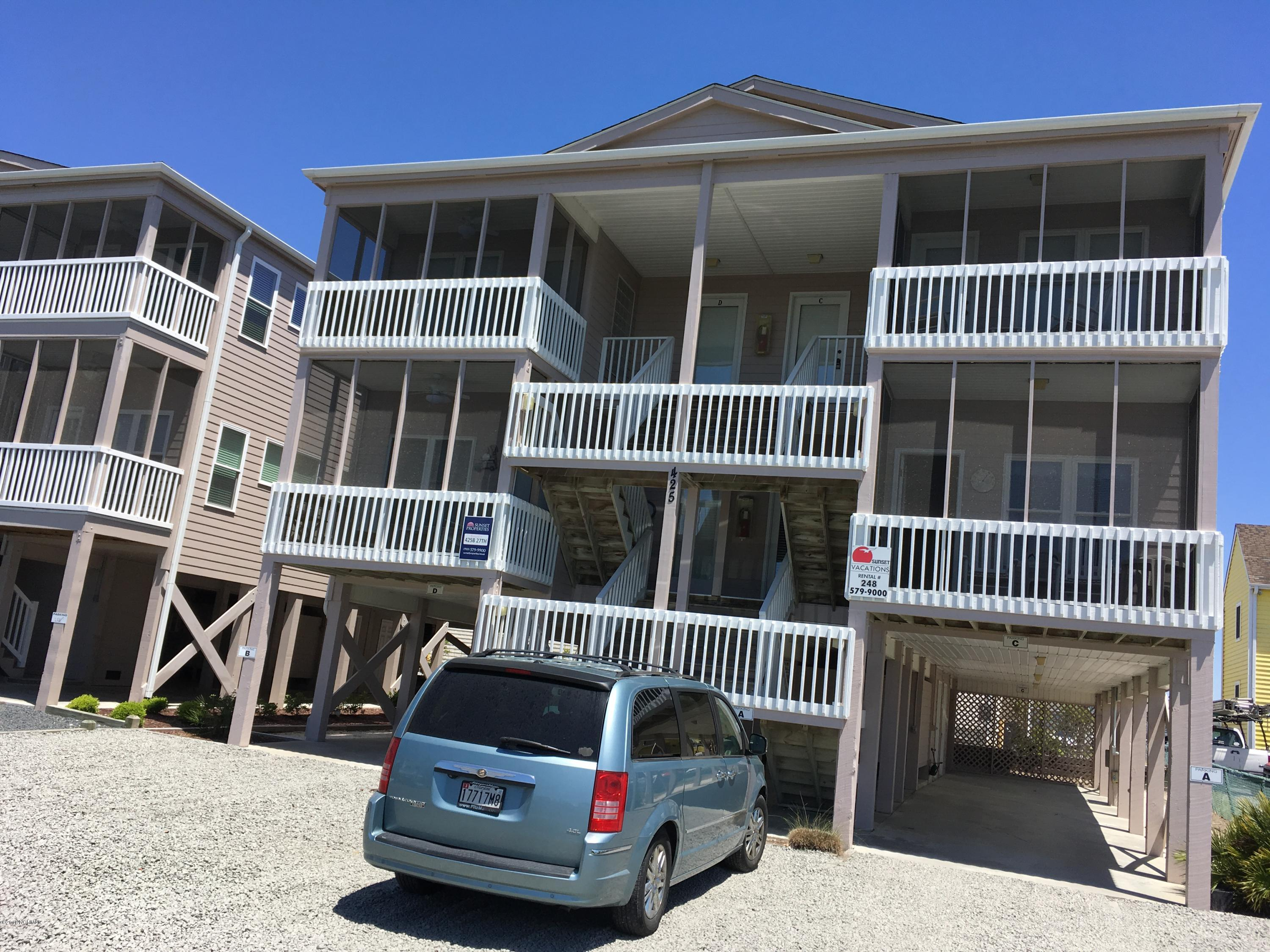 425 27TH Street #a Sunset Beach, NC 28468