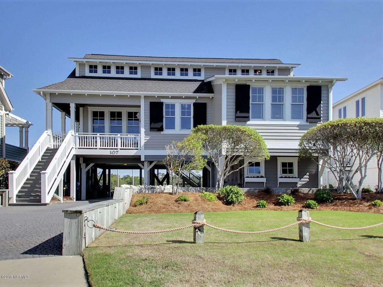 107 Southshore Drive Holden Beach, NC 28462