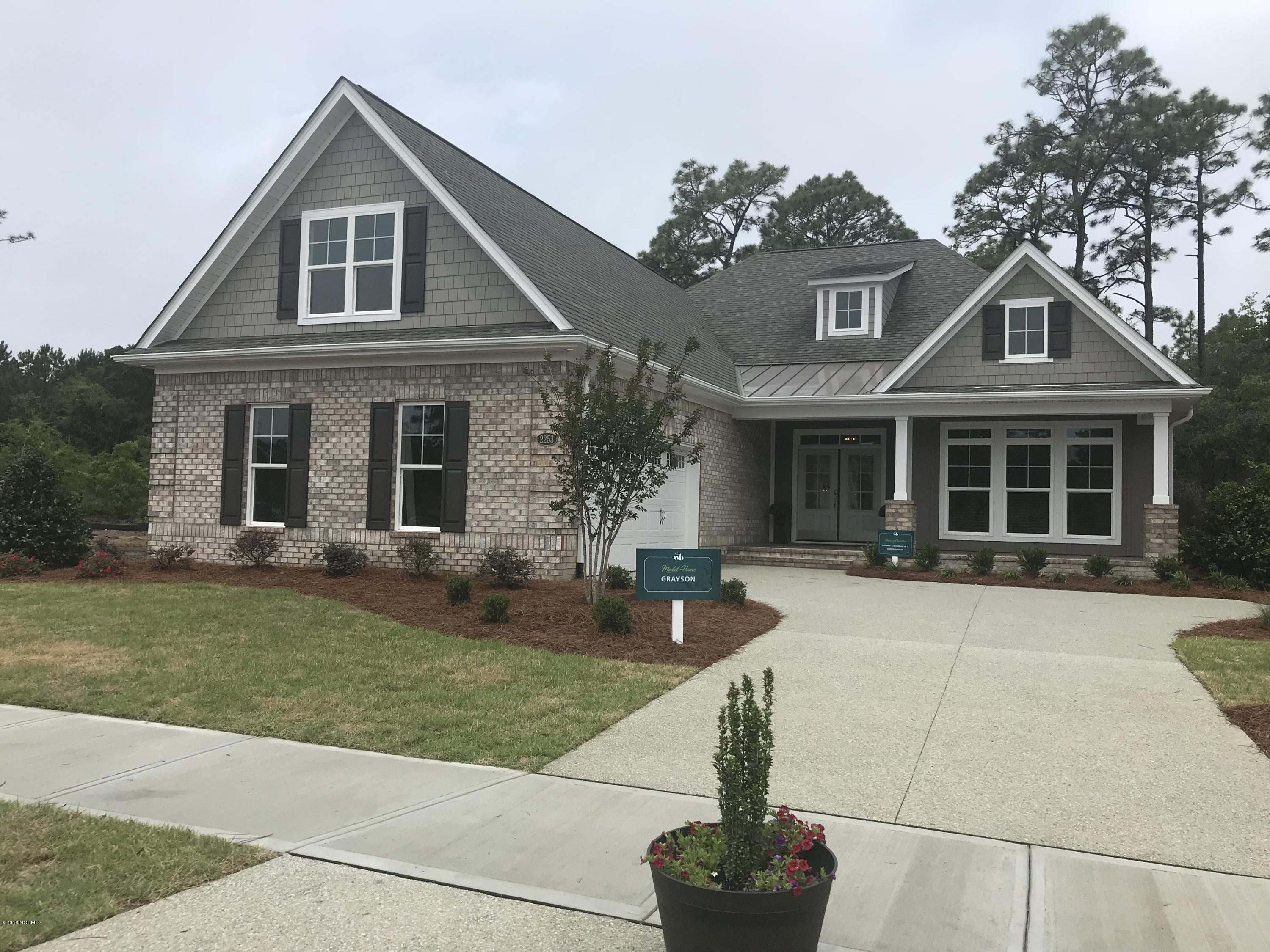 2253 Whiskey Branch Drive Wilmington, NC 28409