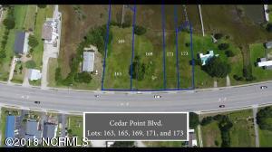 165 Cedar Point Boulevard, Cedar Point, NC 28584