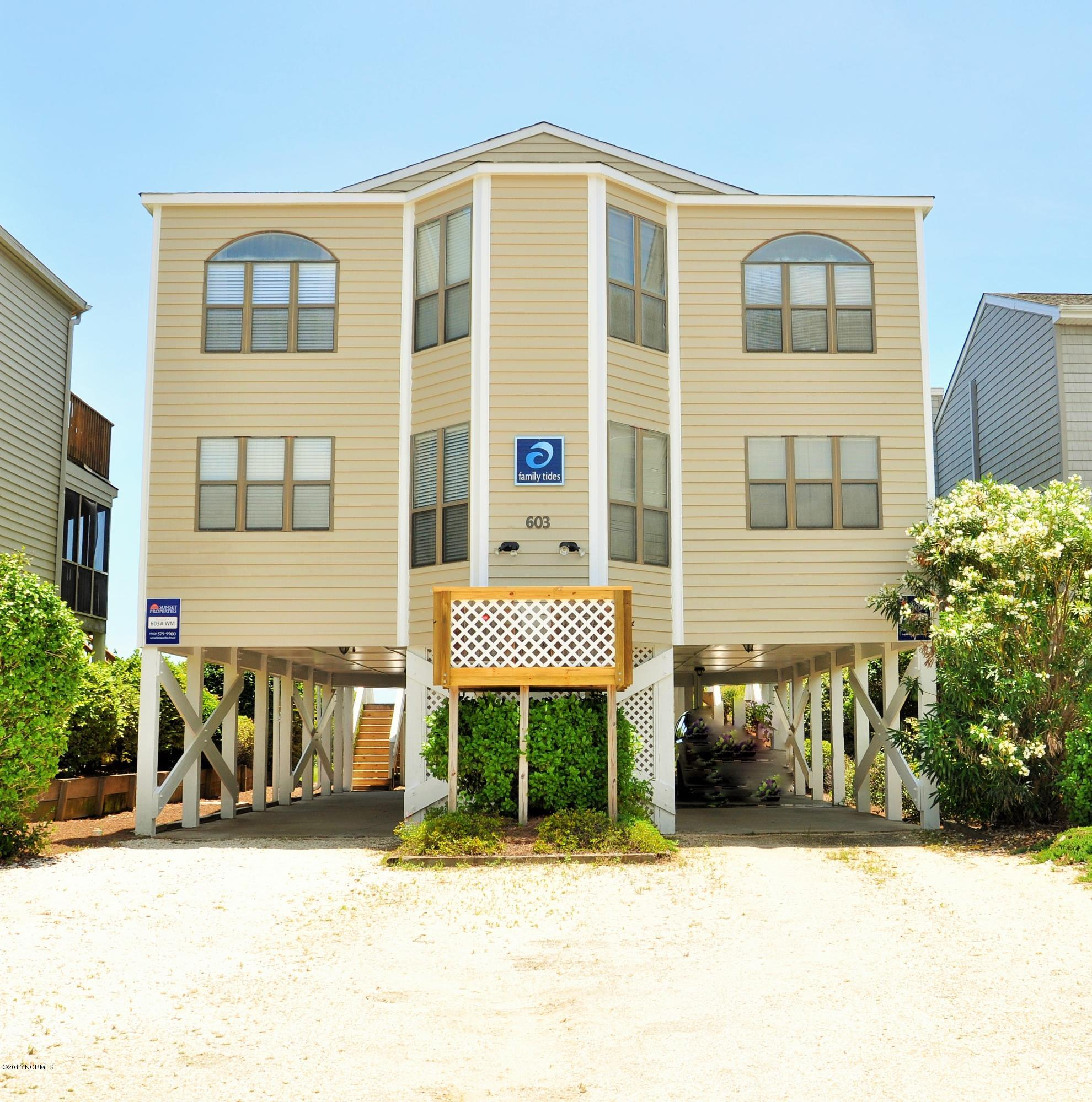 603 W Main Street #b Sunset Beach, NC 28468
