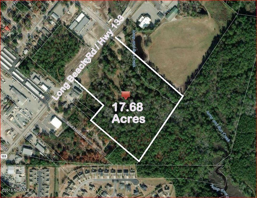 4810 Long Beach Road #17.68 Ac Southport, NC 28461