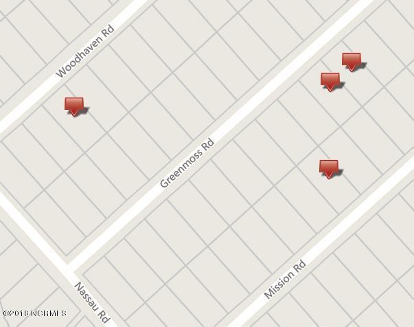488 Greenmoss (+4 Lots) Road Southport, NC 28461