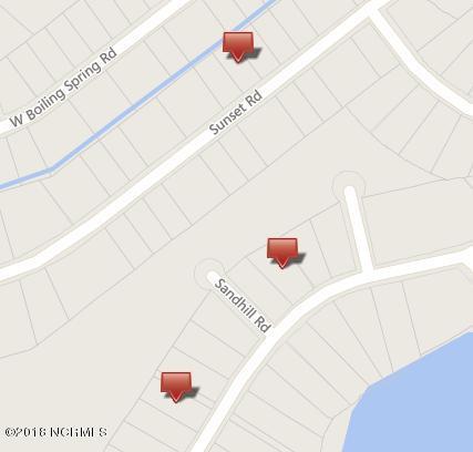 456 Greenmoss (+3 Lots) Road Southport, NC 28461