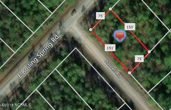 702 E Boiling Spring (+4 Lots) Road Southport, NC 28461