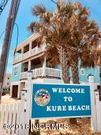1211 N Fort Fisher Boulevard, Unit B, Kure Beach, NC 28449