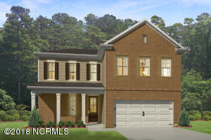 94 Rochester Street, Lot 52, Hampstead, NC 28443
