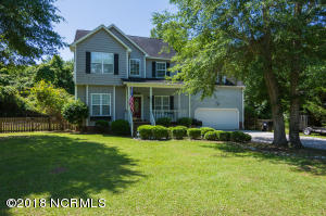 1343 Chadwick Shores Drive, Sneads Ferry, NC 28460