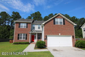 219 Stagecoach Drive, Jacksonville, NC 28546