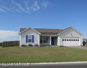 201 Red Carnation Drive, Holly Ridge, NC 28445