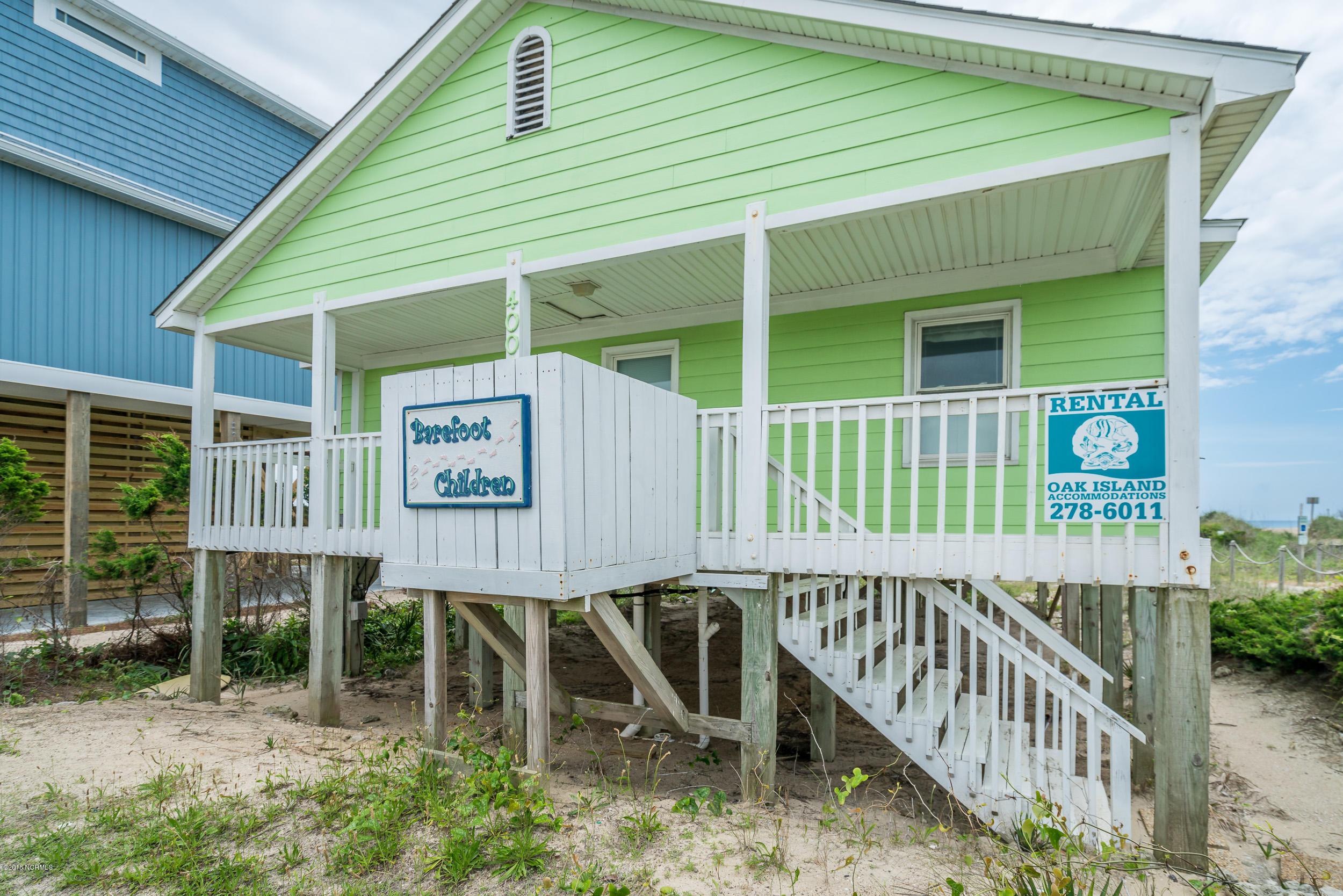 4001 E Beach Drive Oak Island, NC 28465