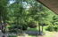 Gorgeous views of the large yard