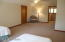 This bedroom too has a huge walk in closet and there are TWO walk in attics which provide potential extra square footage