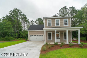 893 Dan Owen Drive, Hampstead, NC 28443