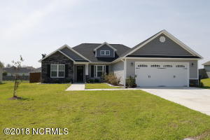 120 Prelude Drive, Richlands, NC 28574