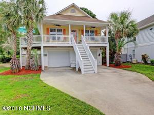 116 Palm Breeze Drive, Carolina Beach, NC 28428