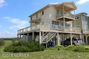 602 Ocean Boulevard W, Holden Beach, NC 28462