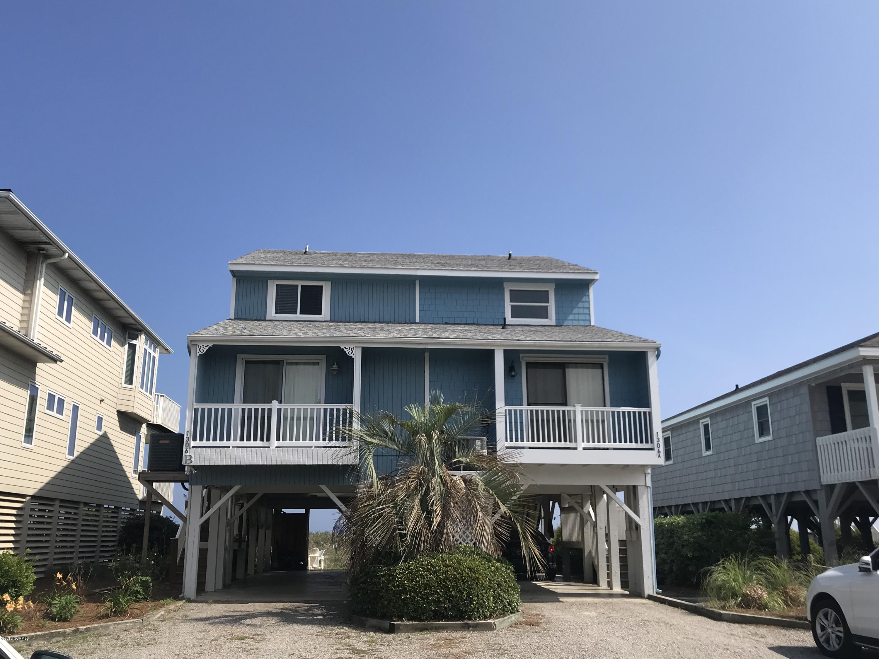 1306 E Main Street #b Sunset Beach, NC 28468