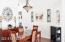 Dining area for more formal occassions