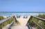 Community Entrance to Carolina Beach Access