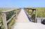Private Community Walkway to Beach