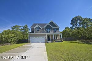 318 Scrub Oaks Drive, Hampstead, NC 28443