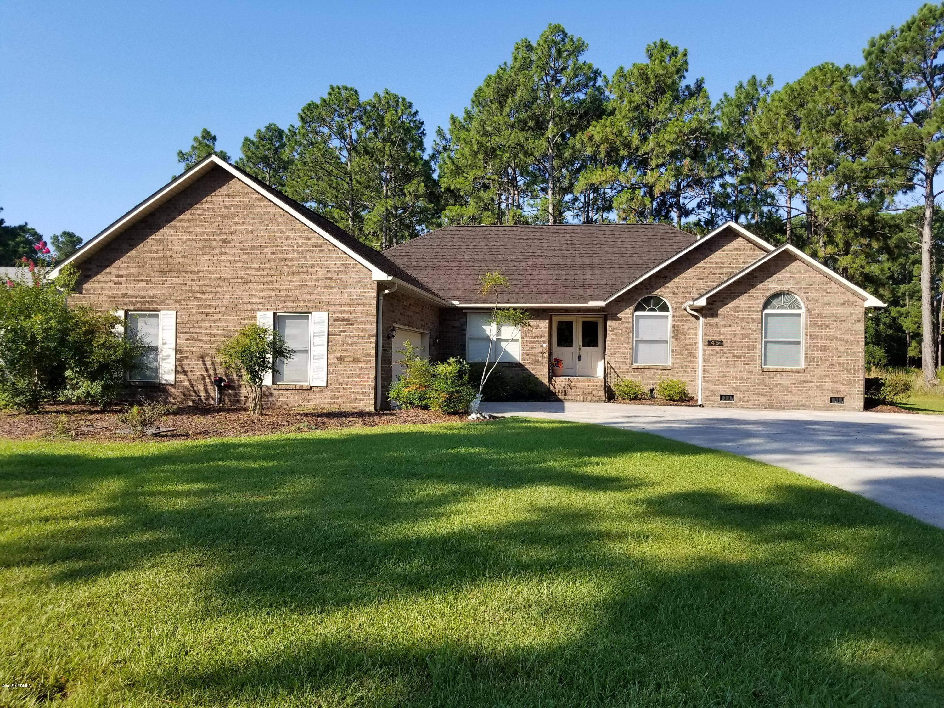45 Country Club Drive Shallotte, NC 28470