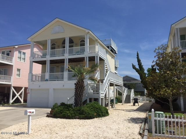 140 Southshore Drive Holden Beach, NC 28462