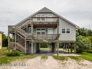 1105 Channel Boulevard, Topsail Beach, NC 28445