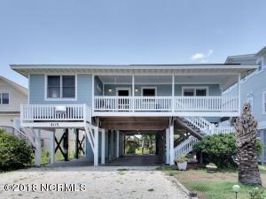 405 Ocean Boulevard W, Holden Beach, NC 28462