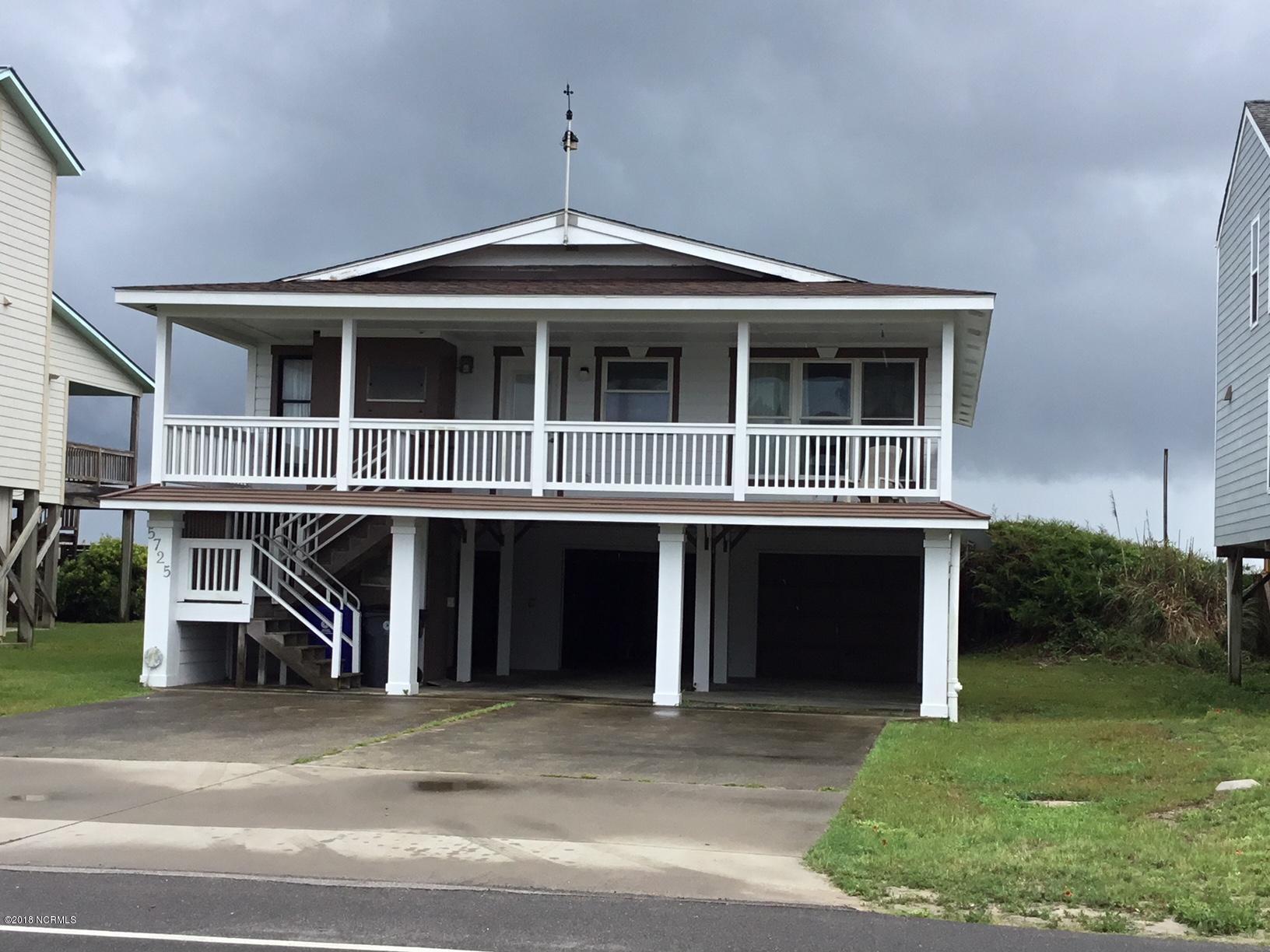 5725 W Beach Drive Oak Island, NC 28465