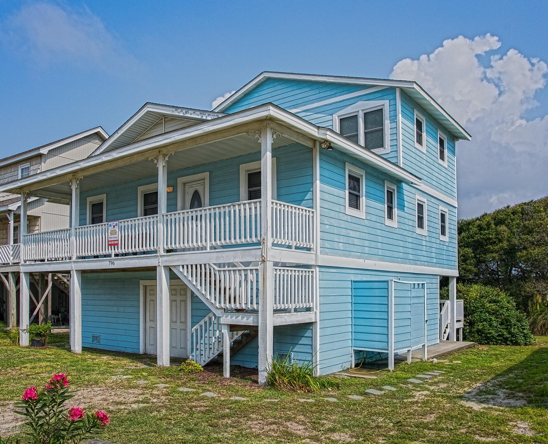 796 Ocean Boulevard Holden Beach, NC 28462