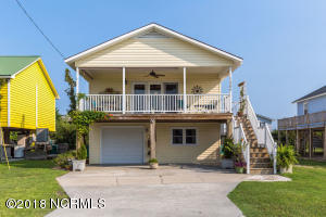 1206 N New River Drive, Surf City, NC 28445